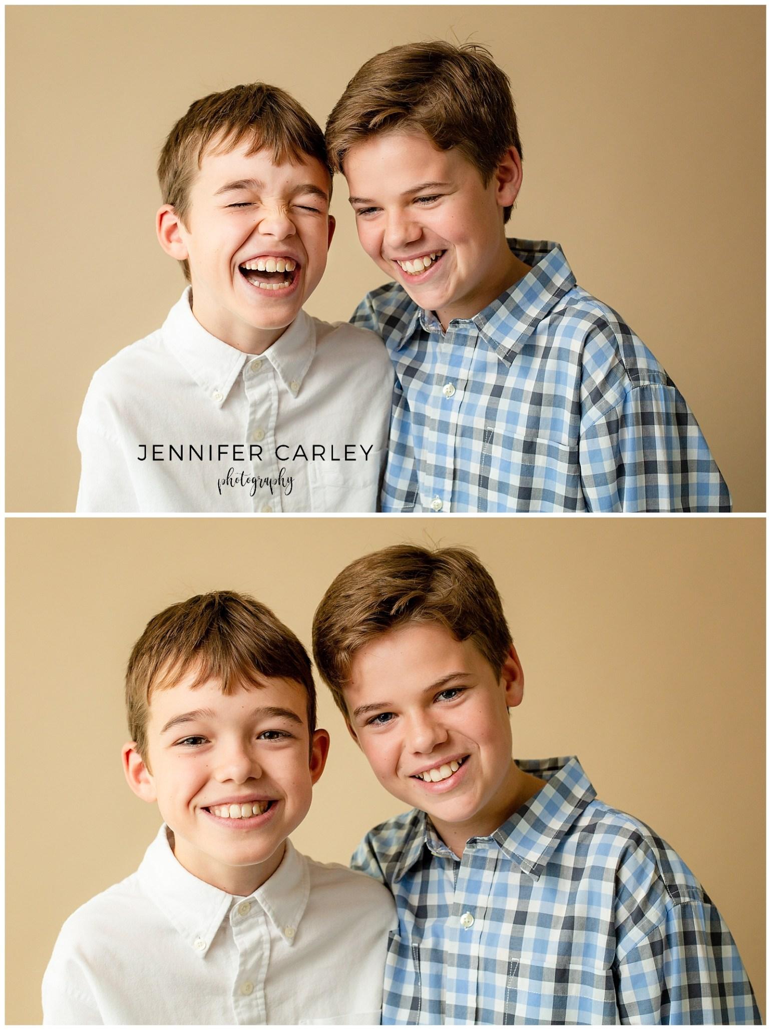 Flower Mound Family Portraits Dallas Studio Photography