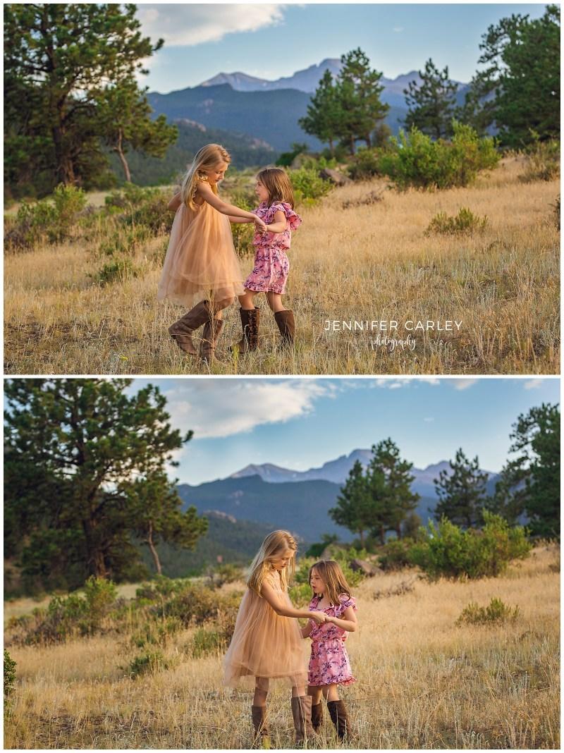 Estes Park Child Photographer