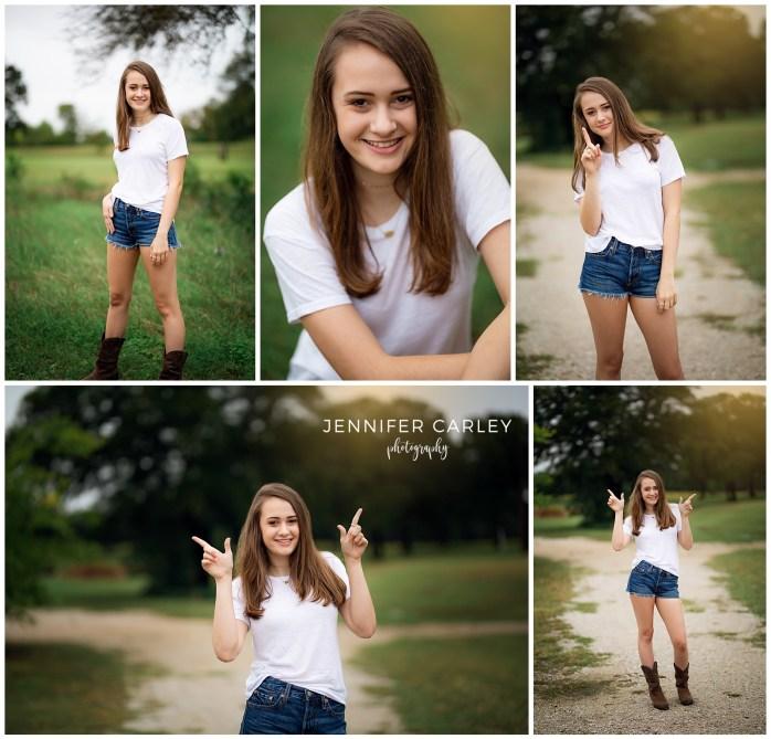 Coppell High School Senior Photos Coppell, TX Photographer