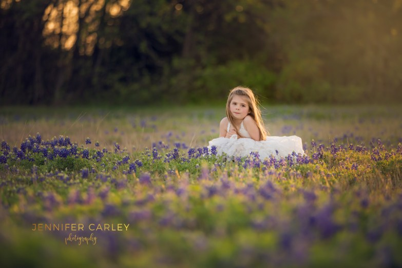 Flower Mound Bluebonnet Photographer