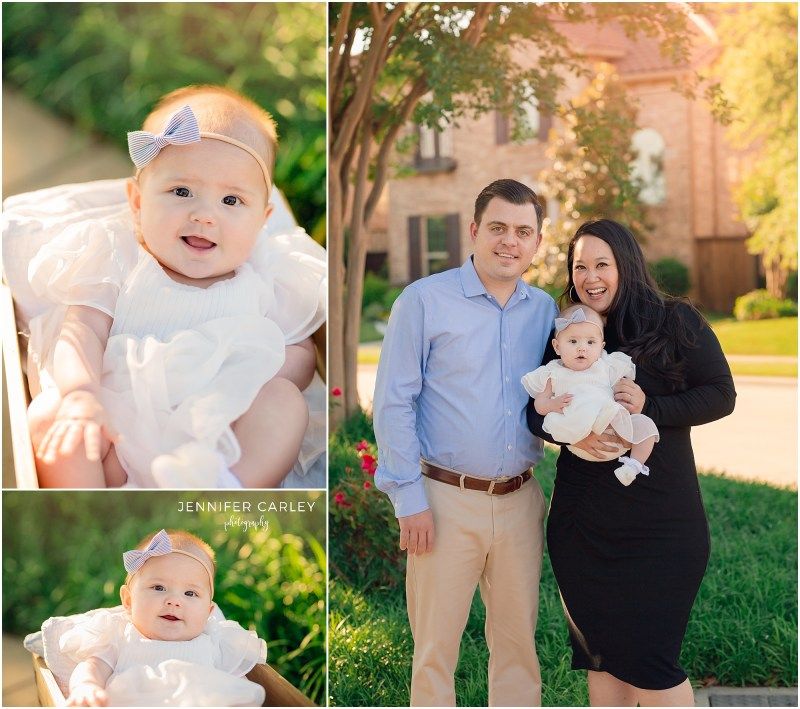 Coppell Extended Family Photography