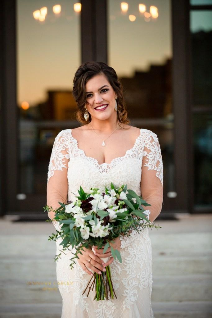 Denton Square Wedding Photographer DFW Engagements and Wedding Photography, Monroe Pearson Wedding, Denton Wedding, Winter Wedding, DFW wedding photographer, North Texas Bride
