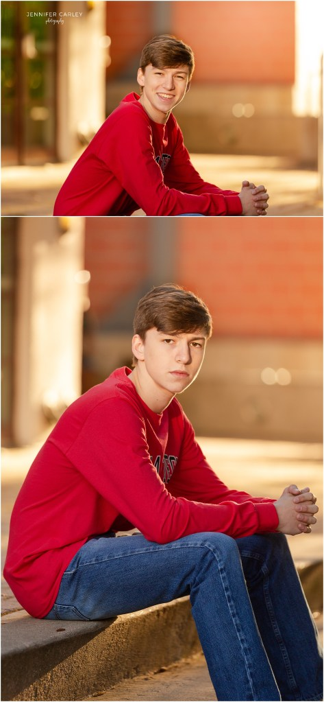 Senior Photography Historic Grapevine Marcus High School Flower Mound Photographer