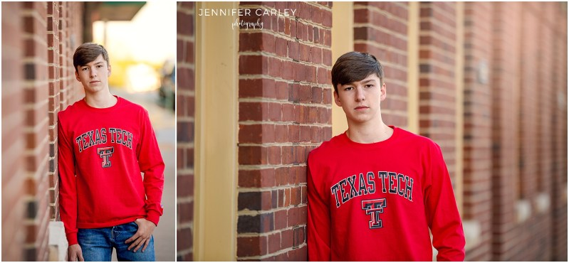 Senior Photography Historic Grapevine