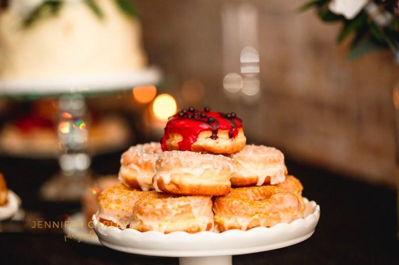 Denton Square Wedding Photographer DFW Engagements and Wedding Photography, Monroe Pearson Wedding, Denton Wedding, Winter Wedding, DFW wedding photographer, North Texas Bride, wedding donuts