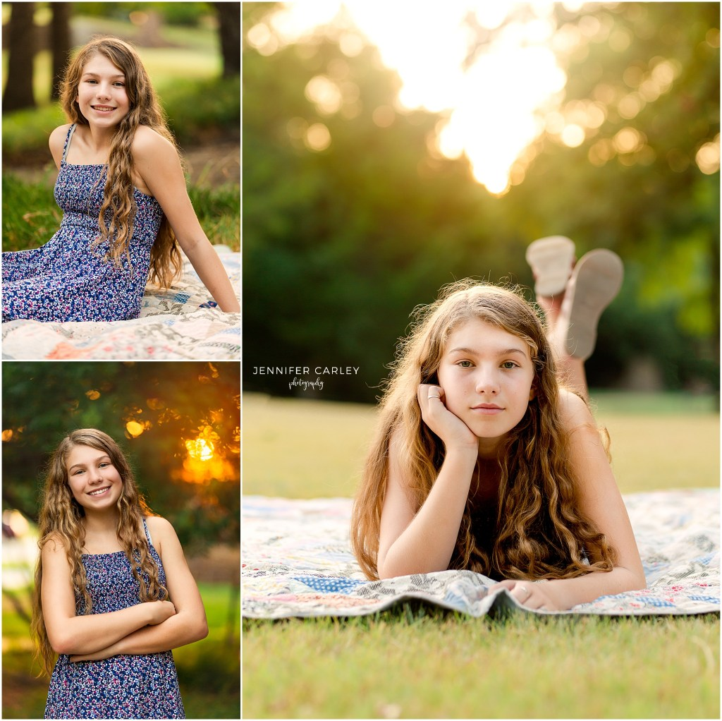 Coppell Photographer - DFW High School Senior Portraits