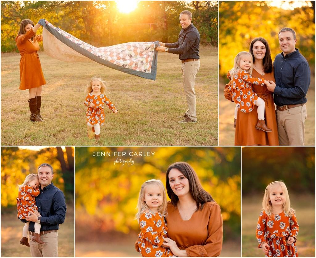 Fall Family Photographer DFW Flower Mound Southlake