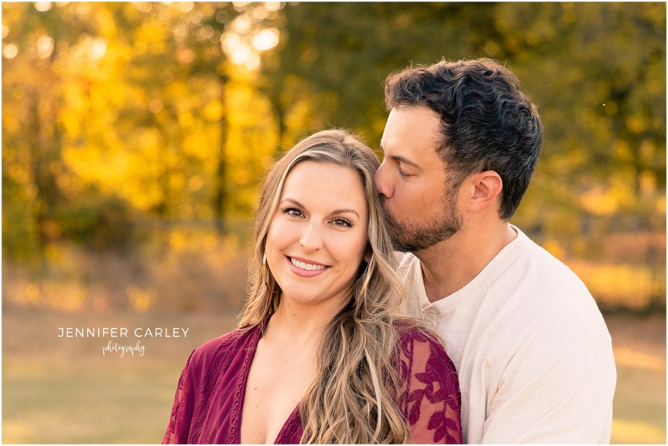 Flower Mound Fall Family Photographer