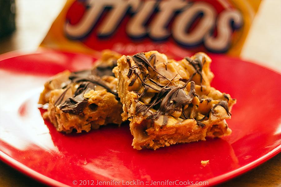 Fritos Bars | Jennifer Cooks