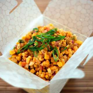 Smokey Chipotle Corn Salad