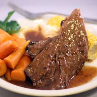 Overnight Pot Roast