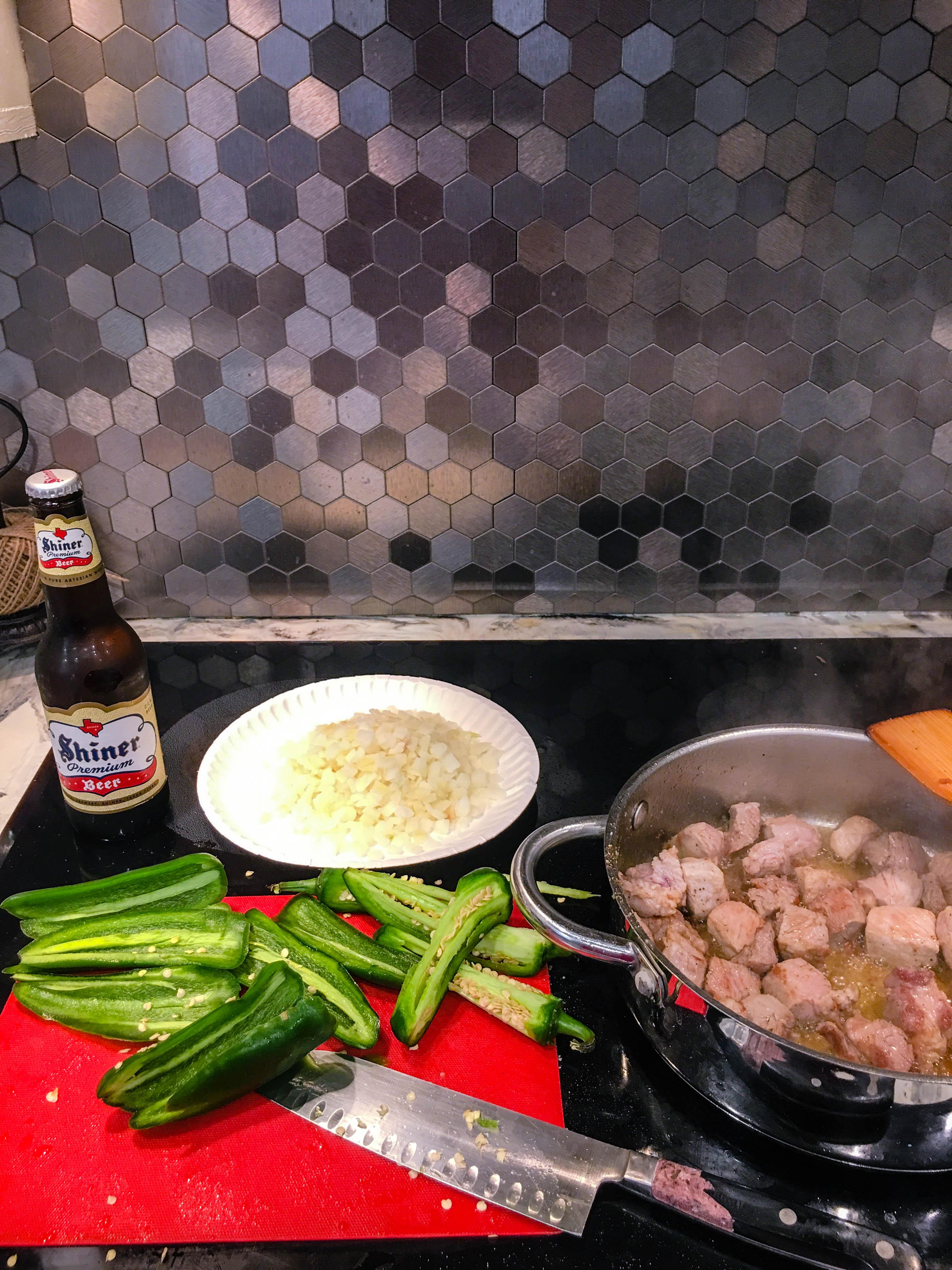 Pork carne guisada recipes