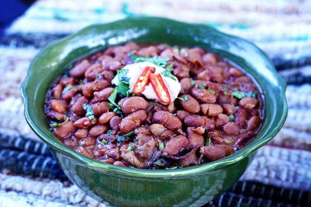 Charro Beans | Jennifer Cooks