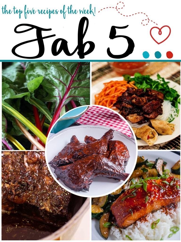 Fab 5 | Jennifer Cooks