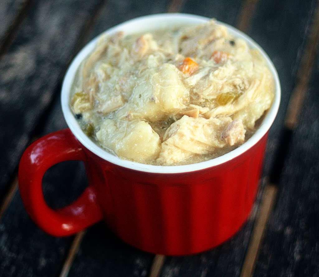 Chicken and Dumplings | Jennifer Cooks
