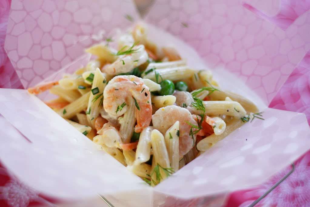 Shrimp Pasta Salad | Jennifer Cooks