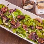Balsamic Glazed Fig Salad | Jennifer Cooks