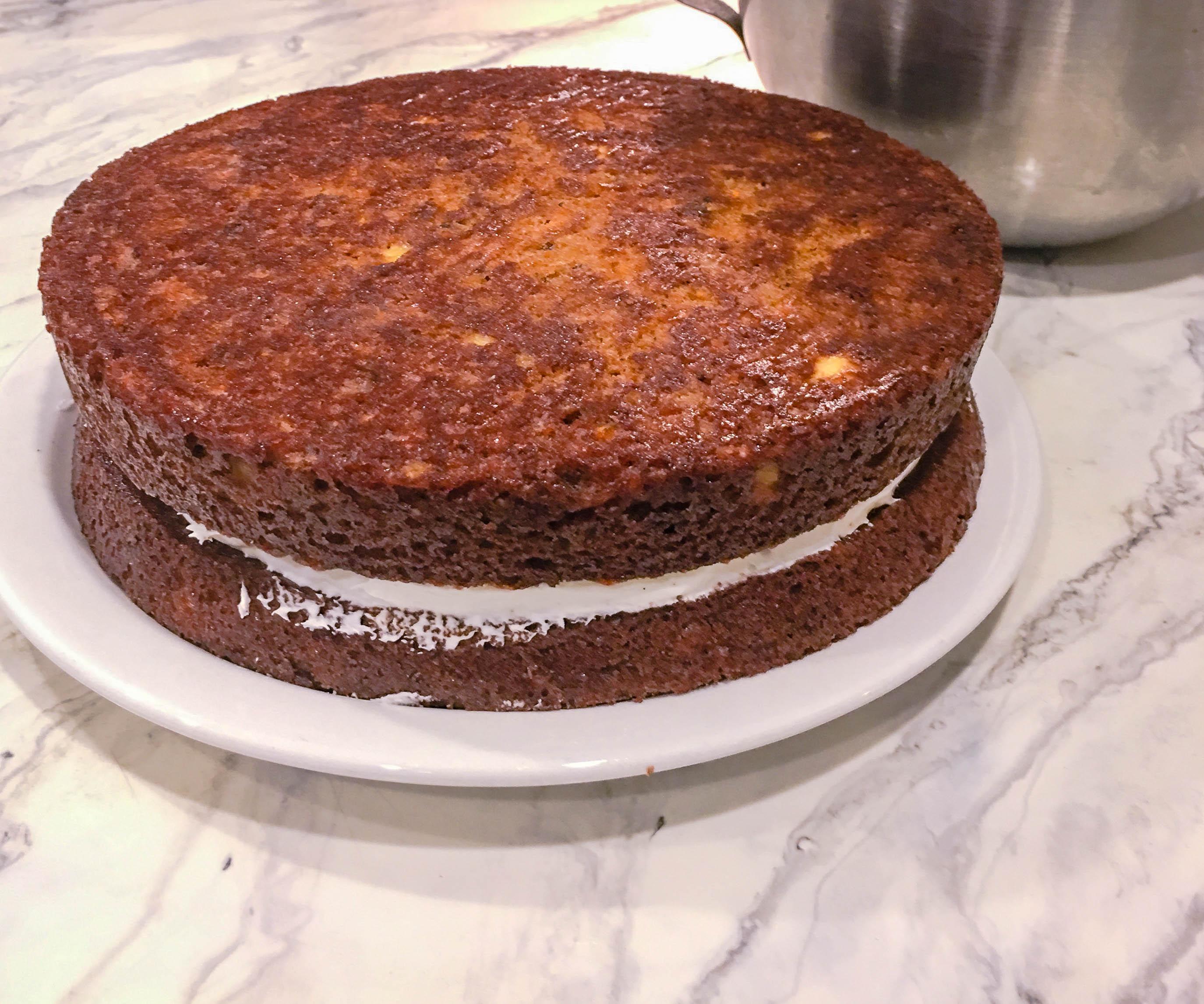 Best chocolate carrot cake