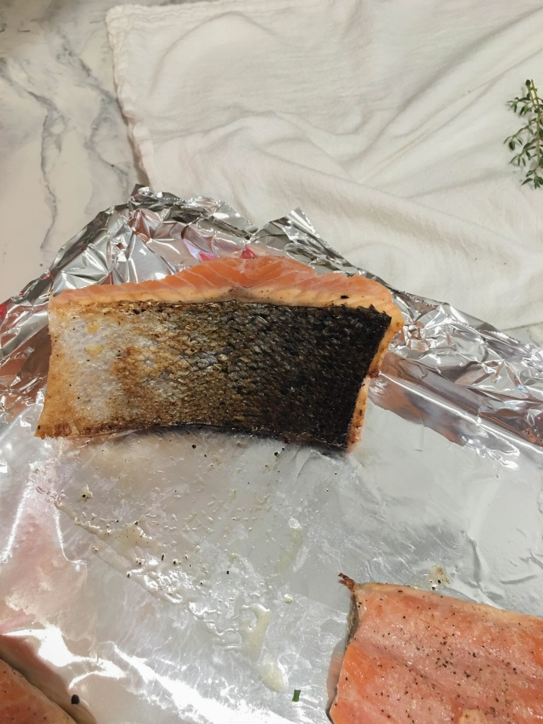 Salmon Florentine | Jennifer Cooks