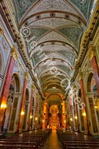 A beautiful church interior