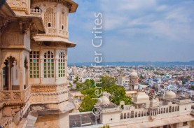 Udaipur city palace 712