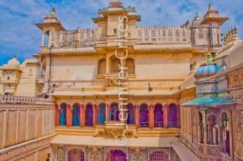 Udaipur city palace 768