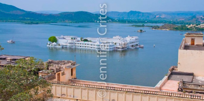 Taj Lake Palace, Pichola Lake