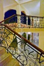 Ranthambhore hotel stairs 7304