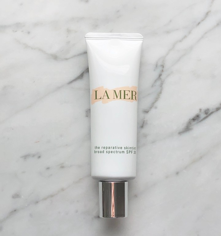 La Mer Reparative SkinTint Review and Swatches