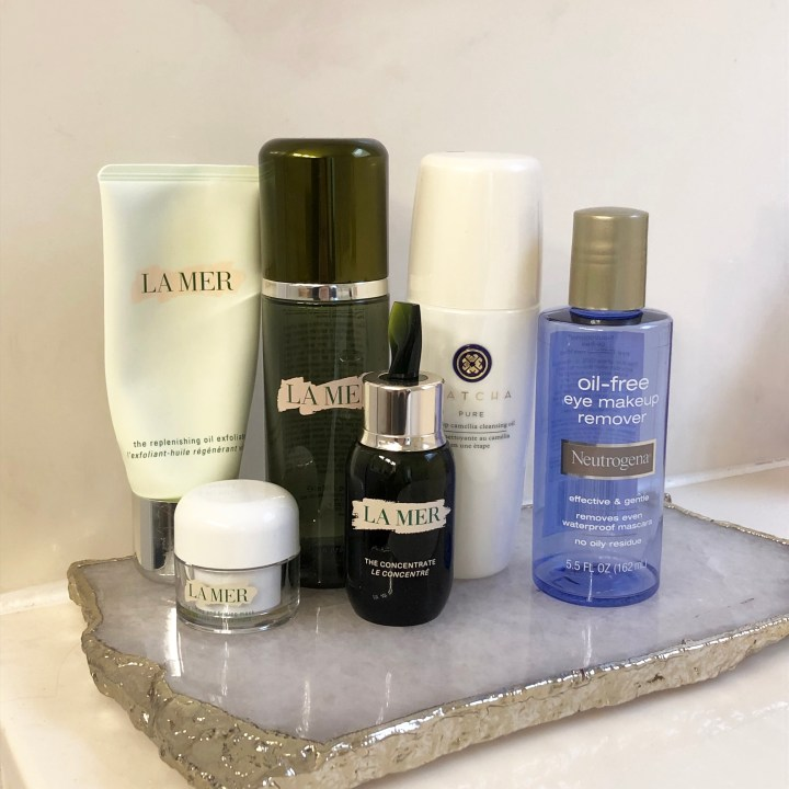 Beauty Empties for most of 2020