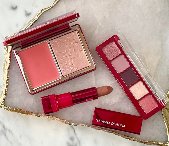 Natasha Denona Mini Love Story Collection Review and Swatches