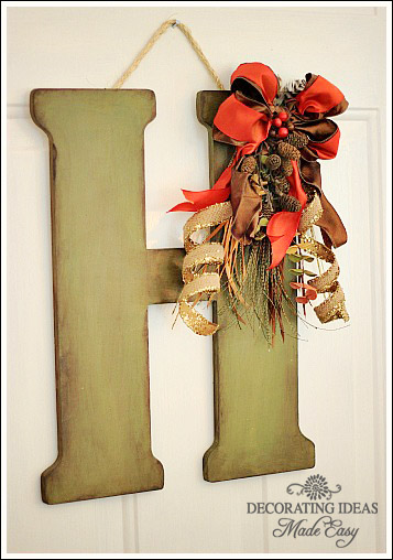 Diy Wreaths For Front Door Fall Dollar Tree