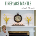 Learn 4 Different Fireplace Mantle Decorating Ideas Jennifer Decorates