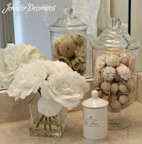 4 Essential Tips To Accessorizing A Beautiful Bathroom Jennifer Decorates