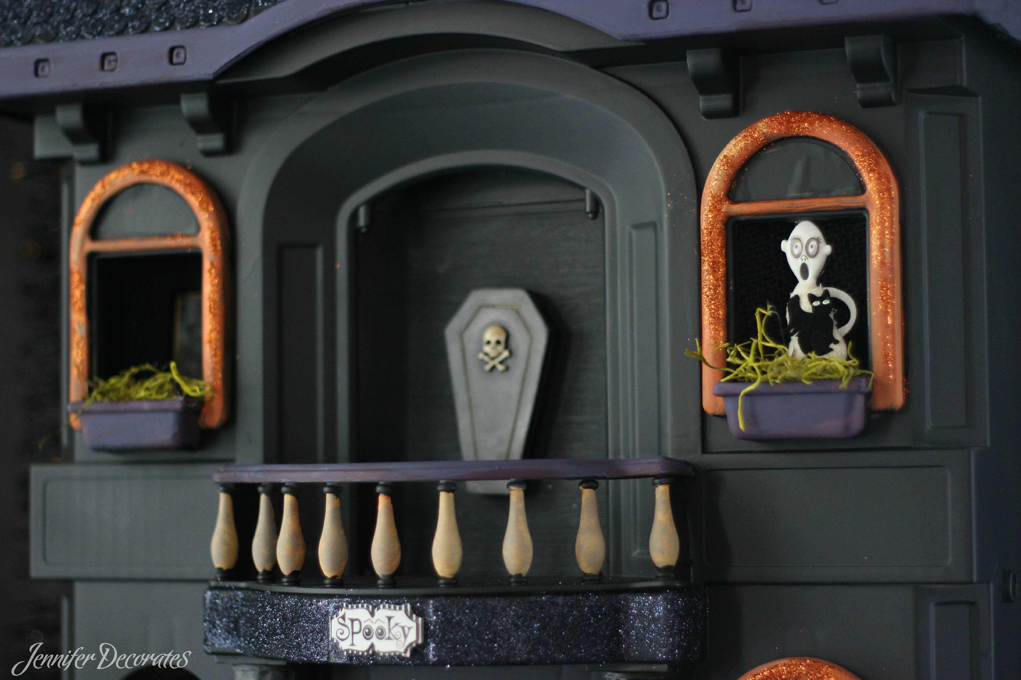 window halloween porch wikihow your to decorations step for decor ways decorate