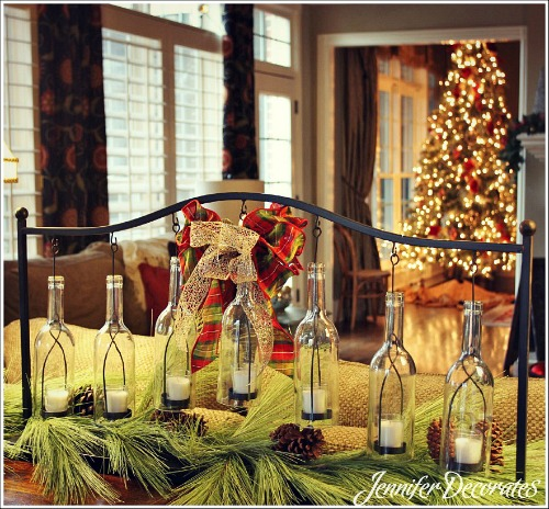 christmas decorating ideas to make your house glow