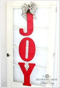 Christmas decorating ideas from Jennifer Decorates.com