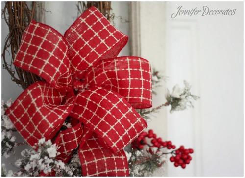 Christmas Bow Learn To Make A Bow Like A Pro