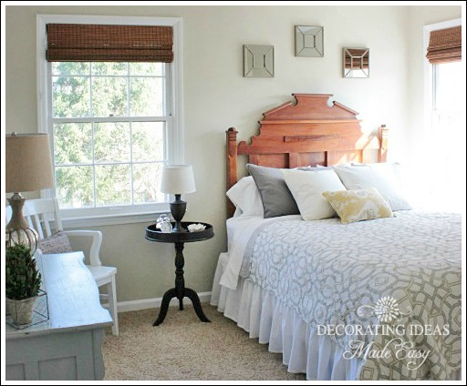 Guest Bedroom Decorating Ideas