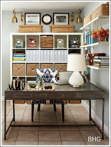 More Home Office Decorating Ideas