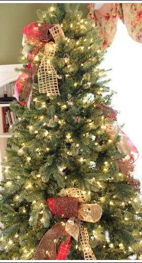 christmas tree decorating ideas from jennifer decoratescom