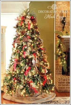 i had a wonderful salesperson at trees n trends show me how to decorate my tree with ribbon she was so helpful i cant thank her enough - How Do I Decorate My Christmas Tree With Ribbon