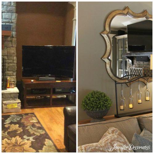 Modern Living Room Ideas - Jennifer Decorates