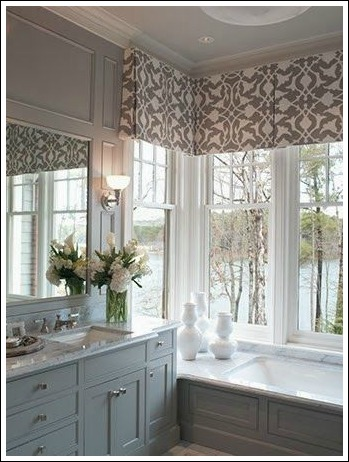 Modern window treatments inspirational ideas - Window treatment ideas pictures ...