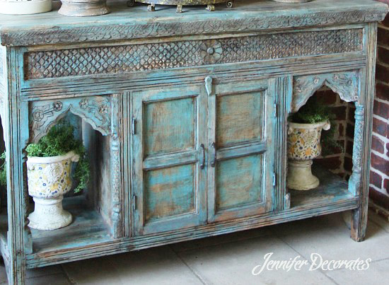 Painted Furniture Ideas from Jenniferdecorates.com