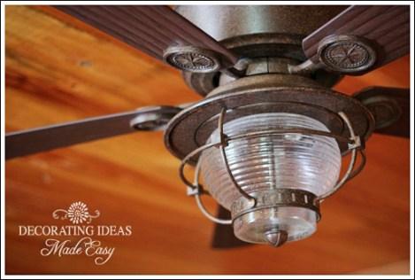 Rustic Ceiling Fans Lowes Z
