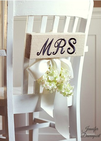 By All The Wonderful Ideas At Bridal Show This Is An Extremely Beautiful And Inexpensive Decoration That Anyone Can Do Wedding Chair Decorations