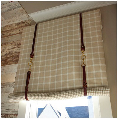 Window treatment ideas from Jenniferdecorates.com