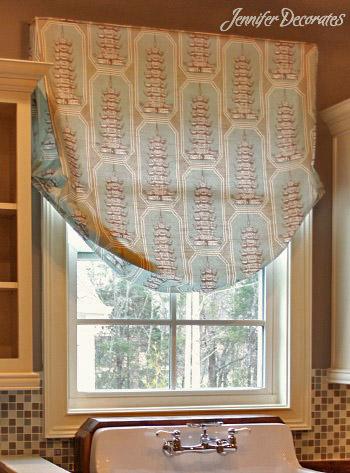 Window Valance Ideas From JenniferDecorates.com
