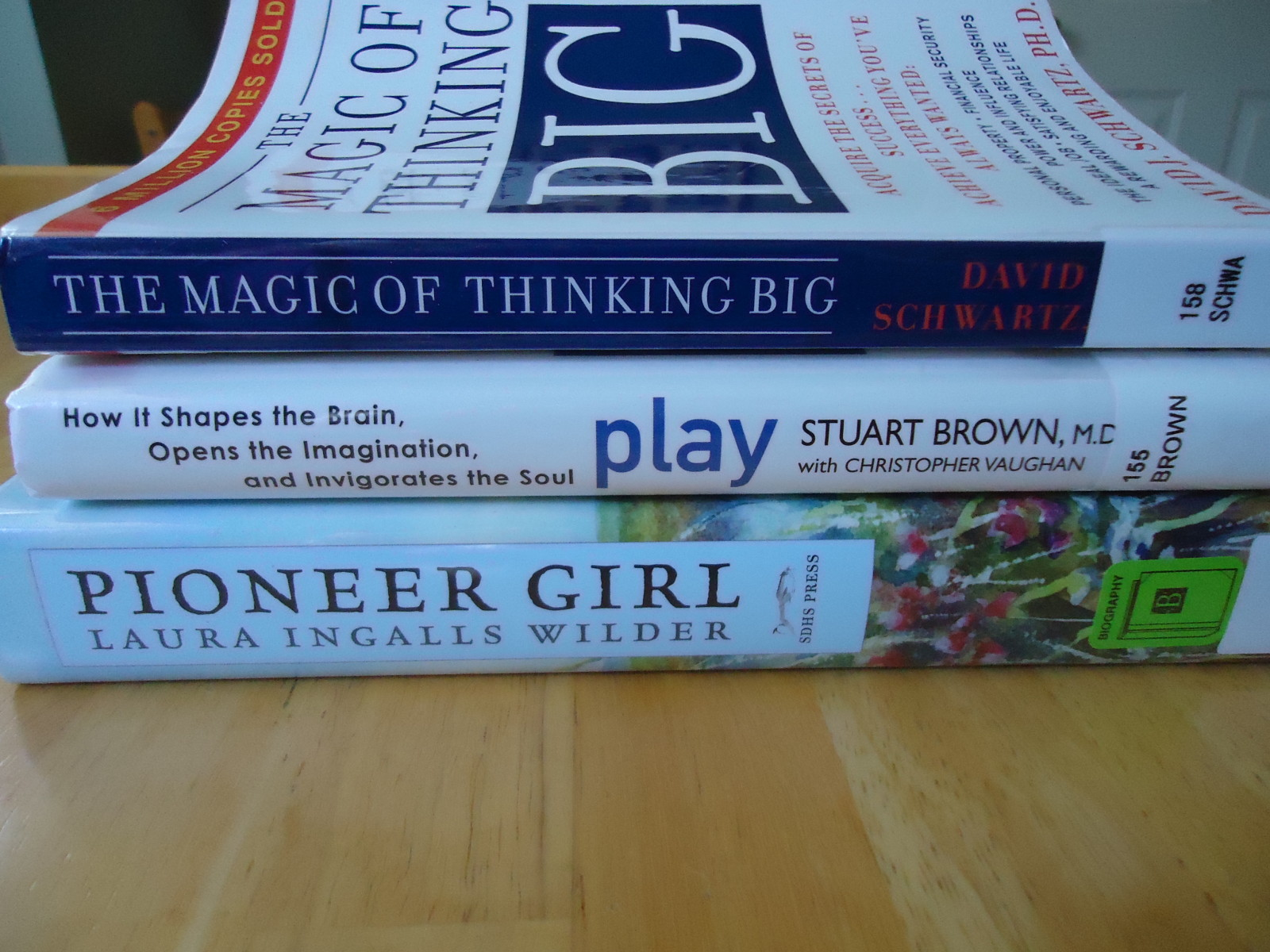 Library Stack 4/2/15